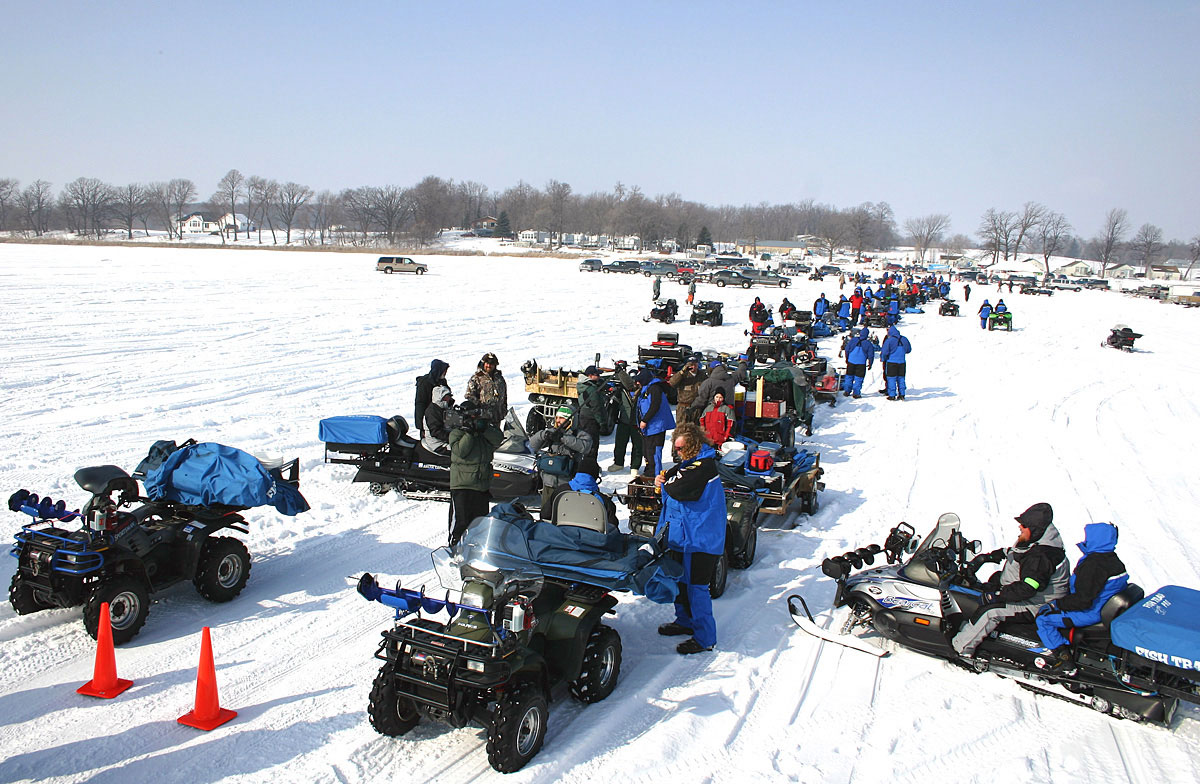 Weekly news for Mn ice fishing show